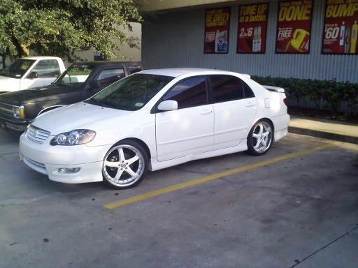 Another Shazzys_Rolla 2008 Toyota Corolla post... - 12013504