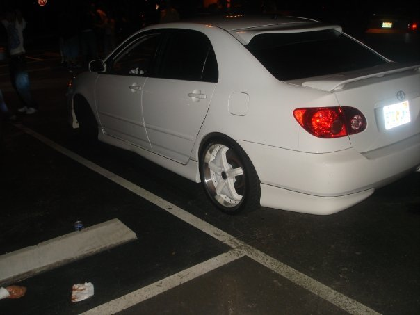 Another Shazzys_Rolla 2008 Toyota Corolla post... - 12013511