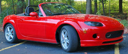 GregoryBrauns 2008 Mazda Miata MX-5