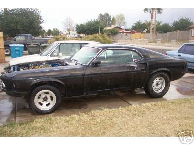 Another Cherolis69 1969 Ford Mustang post... - 12012656