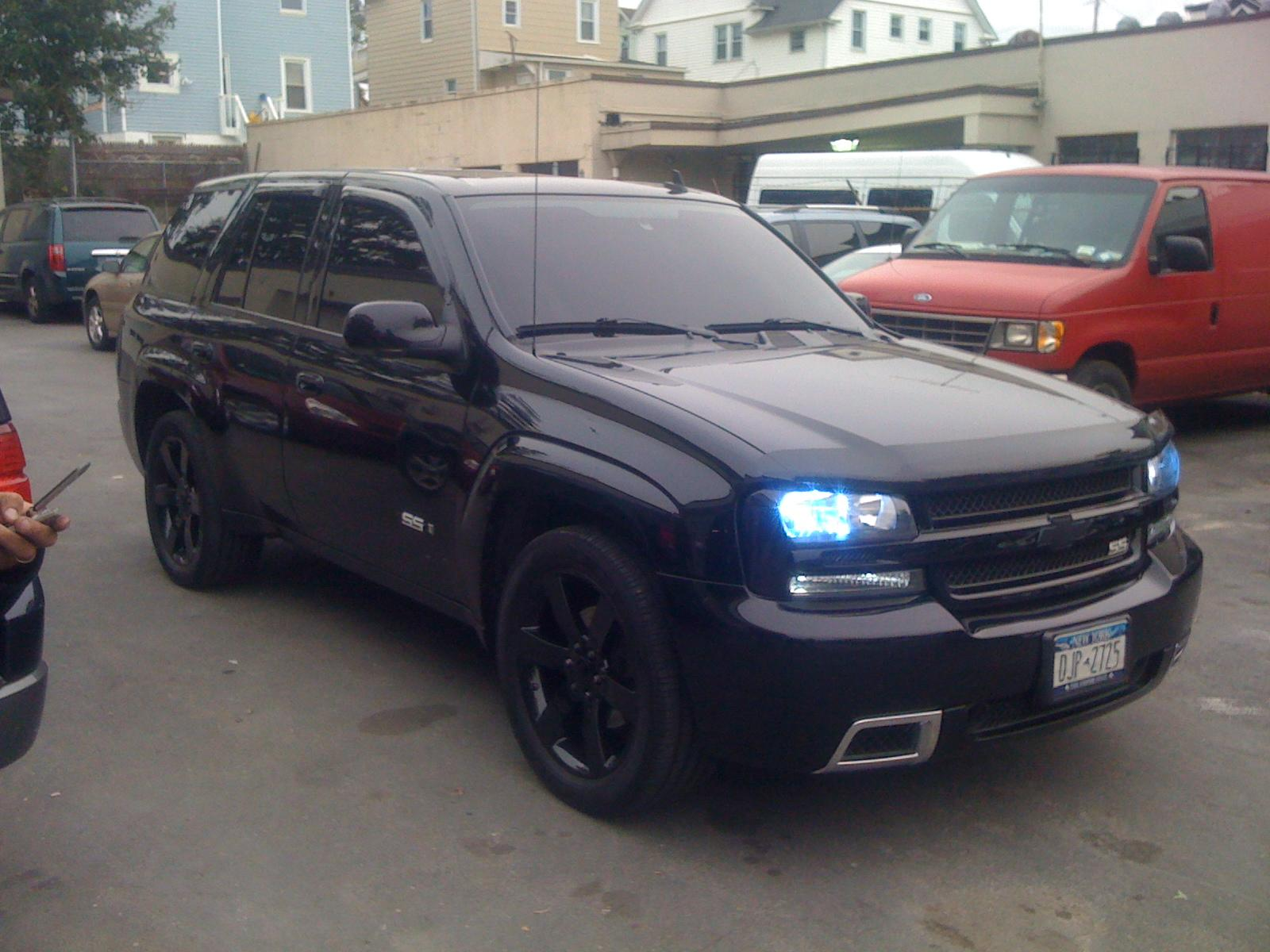 bmwsnumba1 2008 Chevrolet TrailBlazer Specs, Photos ...