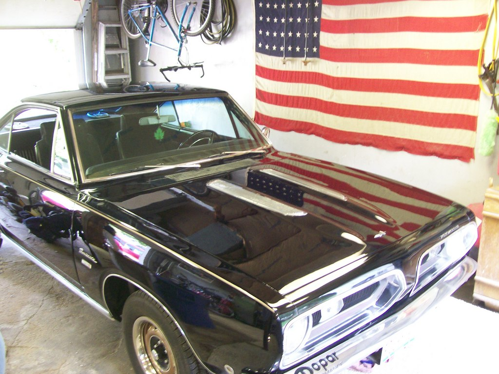 Another Legend42o 1967 Plymouth Barracuda post... - 12014536