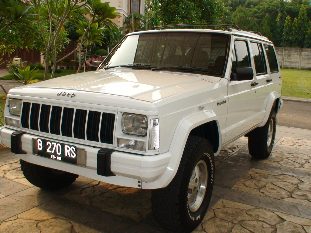 JeepProject 1994 Jeep Cherokee