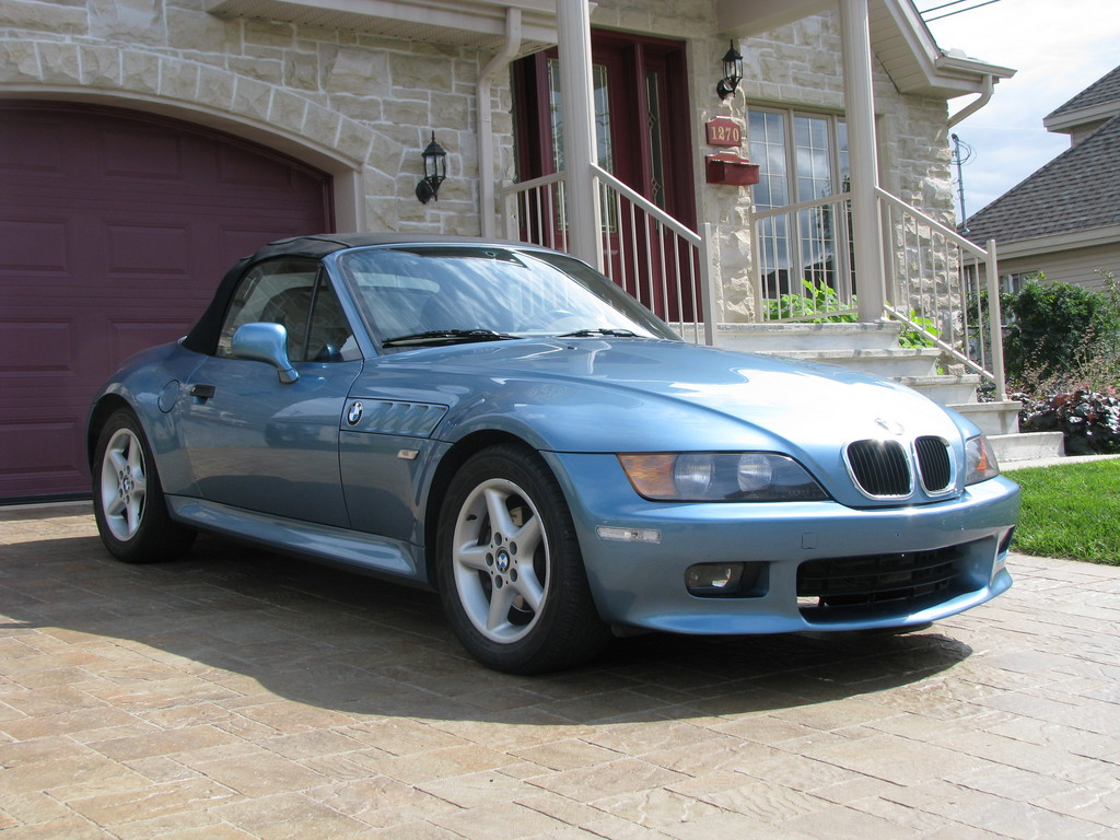 Carmania S 1997 Bmw Z3 In