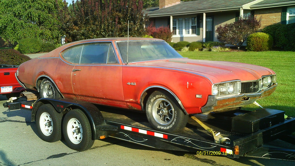 Another omy442 1968 Oldsmobile 442 post... - 13710578