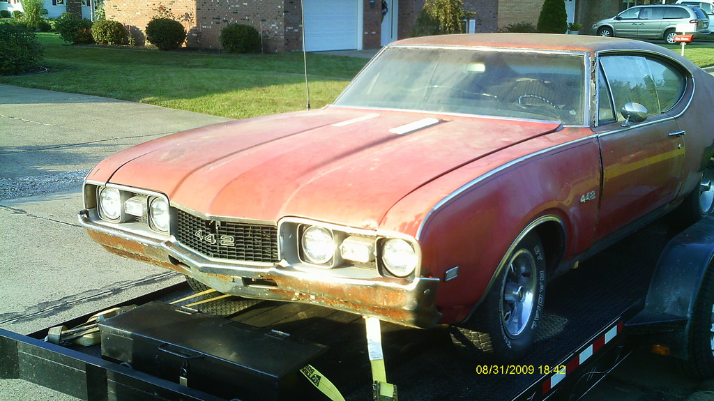 Another omy442 1968 Oldsmobile 442 post... - 13710581