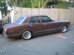 Crustywhips 1979 Toyota Cressida