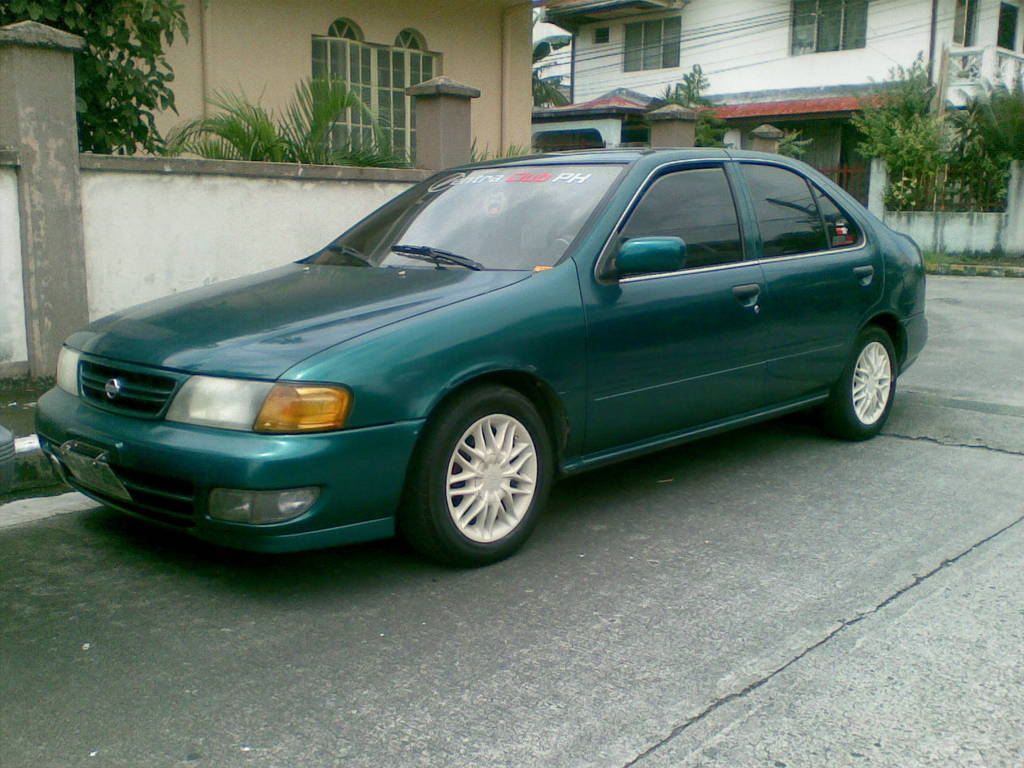 ritche 1996 Nissan Sentra Specs, Photos, Modification Info ...