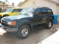 LUV24BY 1993 Toyota Land Cruiser