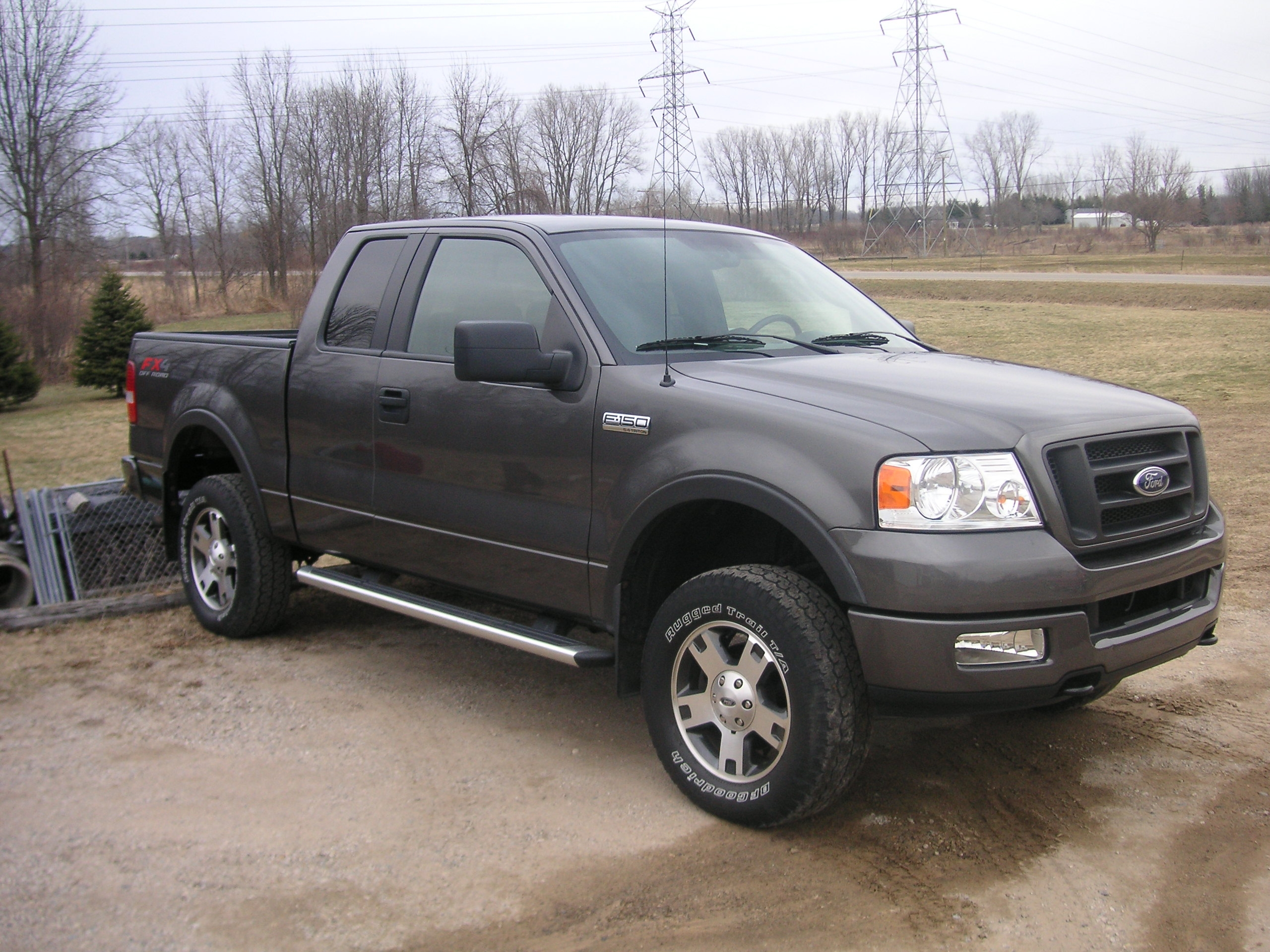 Another Bad_Stang 2005 Ford F150 Super Cab post... - 12015958