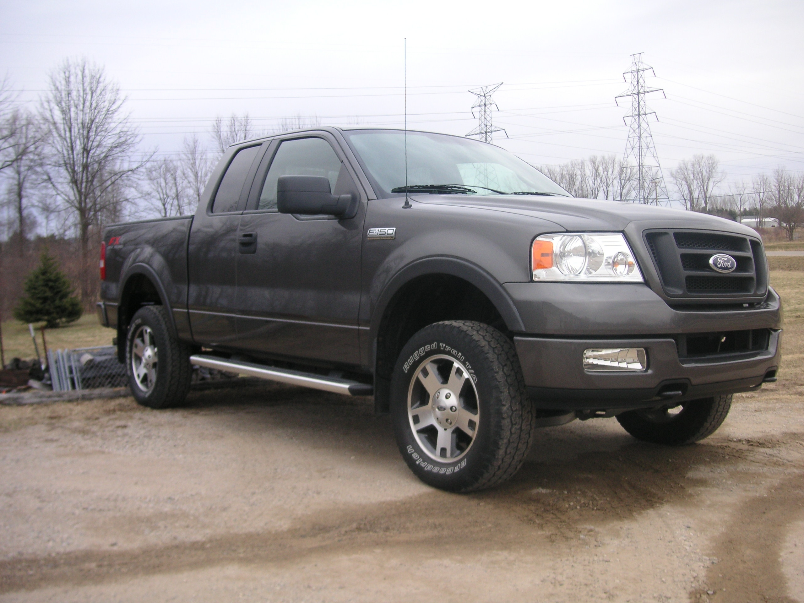 Another Bad_Stang 2005 Ford F150 Super Cab post... - 12015959