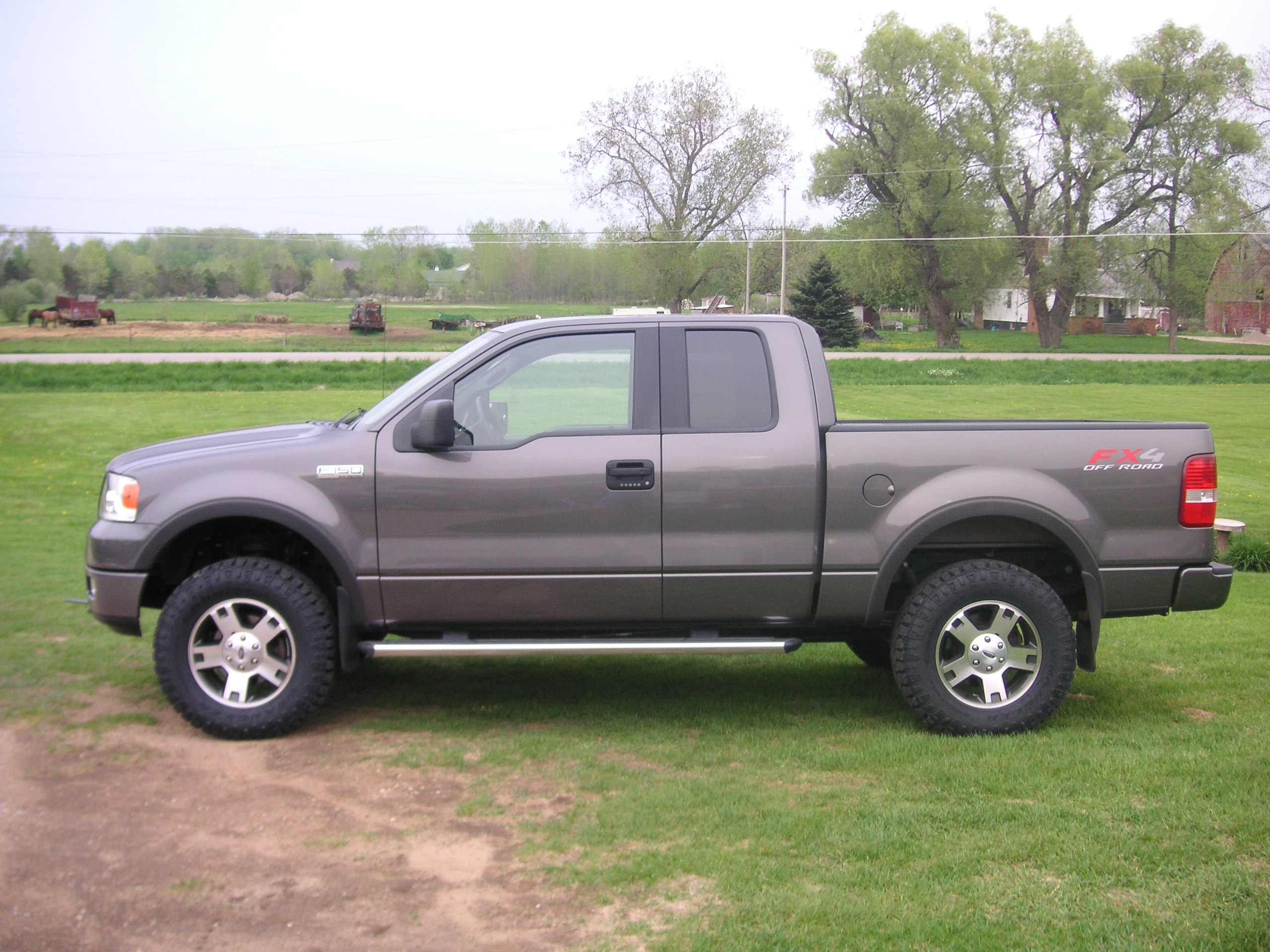 Another Bad_Stang 2005 Ford F150 Super Cab post... - 12015962