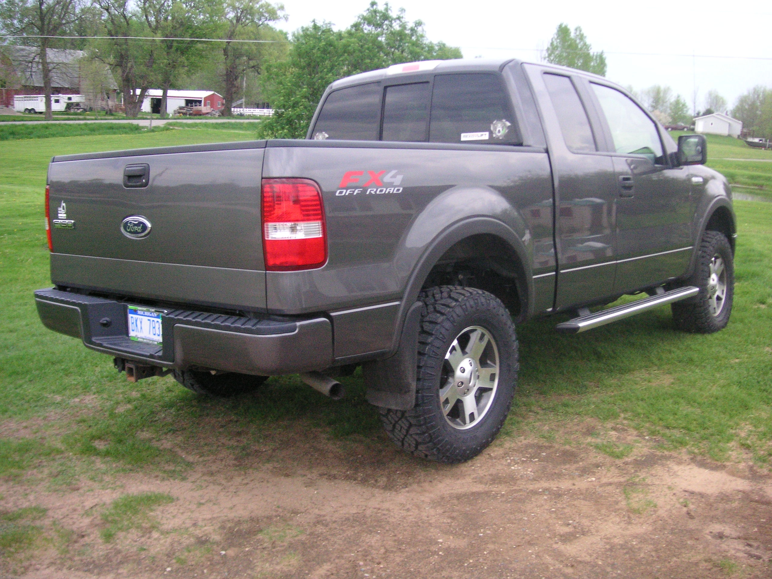 Bad_Stang 2005 Ford F150 Super Cab