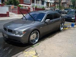 745 Man 2004 BMW 7 Series