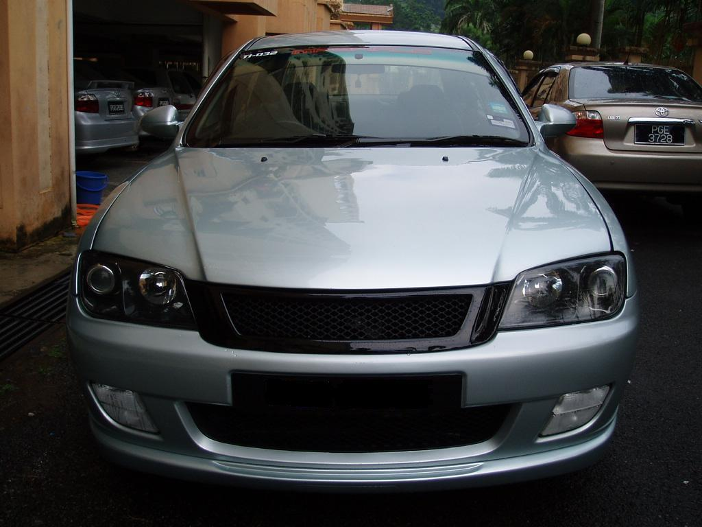 zenlee 2001 Proton Waja Specs, Photos, Modification Info at