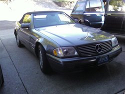 migelly89 1997 Mercedes-Benz 600SL