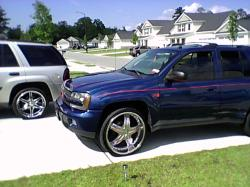 Big_Ciscos 2005 Chevrolet TrailBlazer