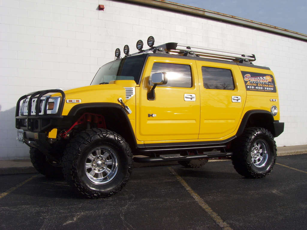 77rocketfuel 2003 hummer h2 specs photos modification. Black Bedroom Furniture Sets. Home Design Ideas