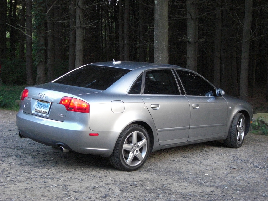 Another invictus_92 2006 Audi A4 post... - 12017365
