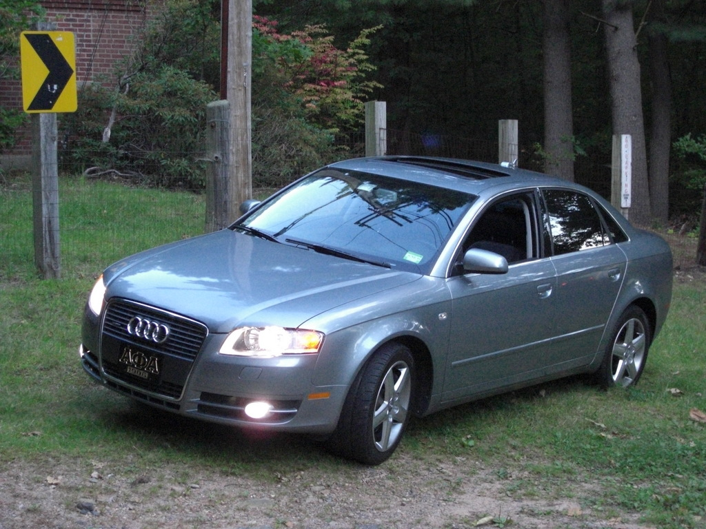 Another invictus_92 2006 Audi A4 post... - 12017366