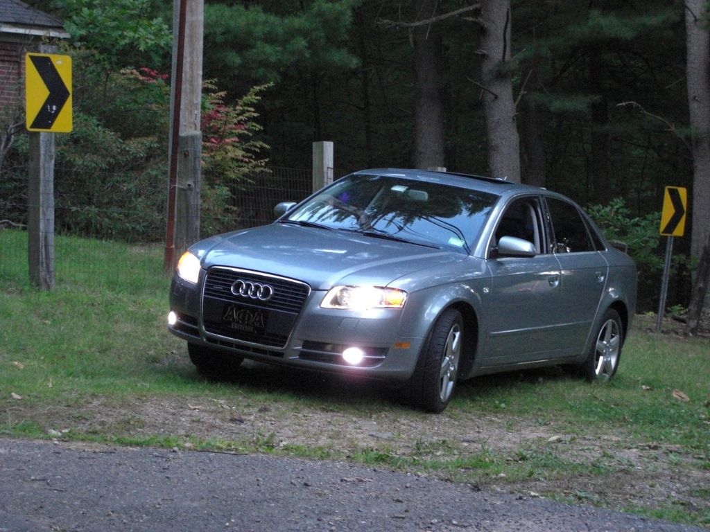 Another invictus_92 2006 Audi A4 post... - 12017369