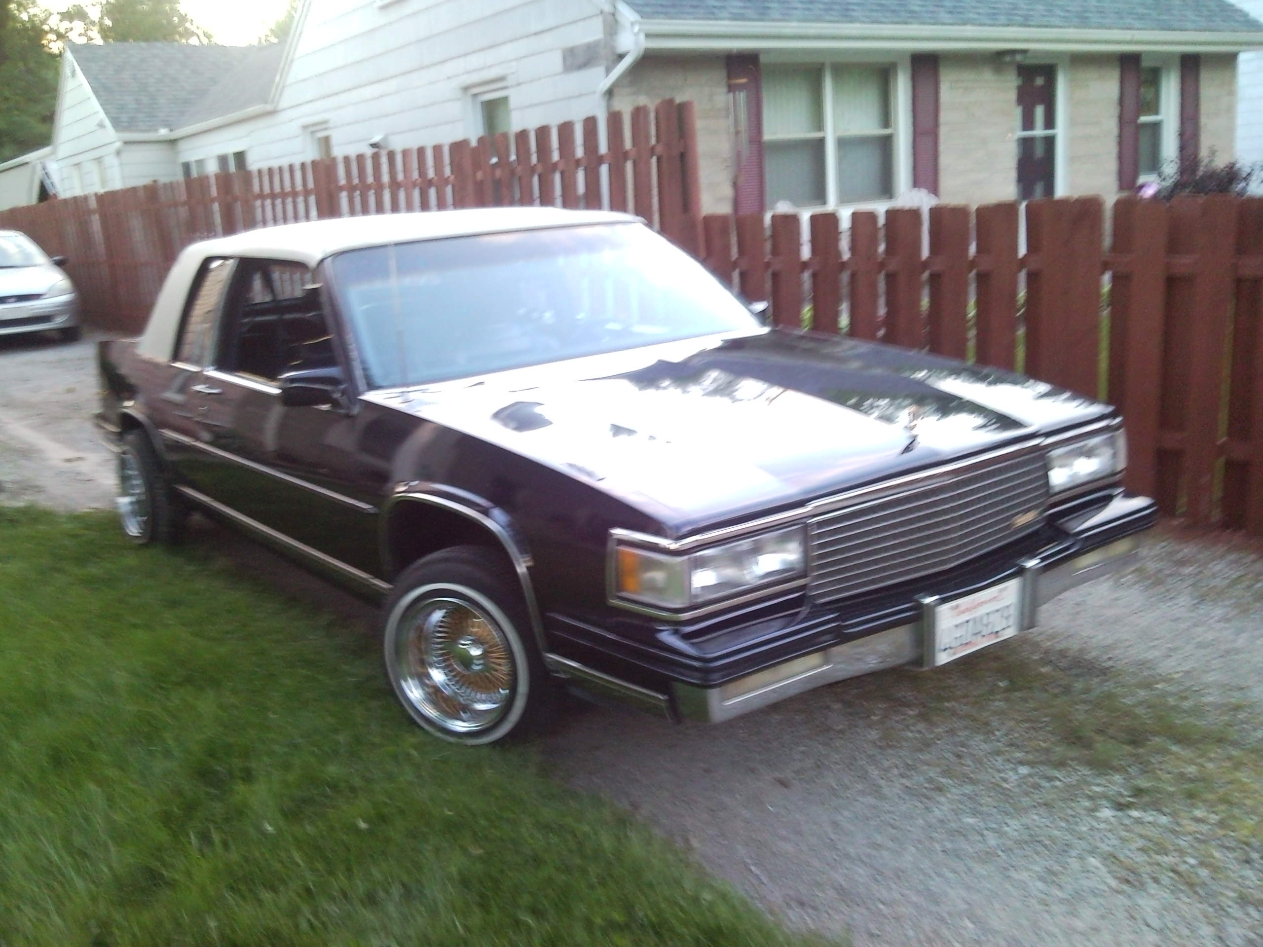 XXCORTESXX 1987 Cadillac DeVille Specs, Photos, Modification Info at