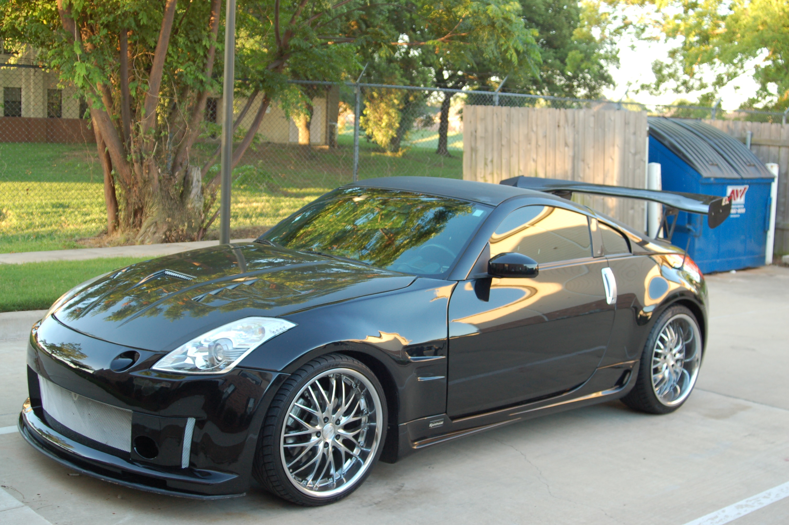 rockmanx 2006 nissan 350z specs photos modification info. Black Bedroom Furniture Sets. Home Design Ideas