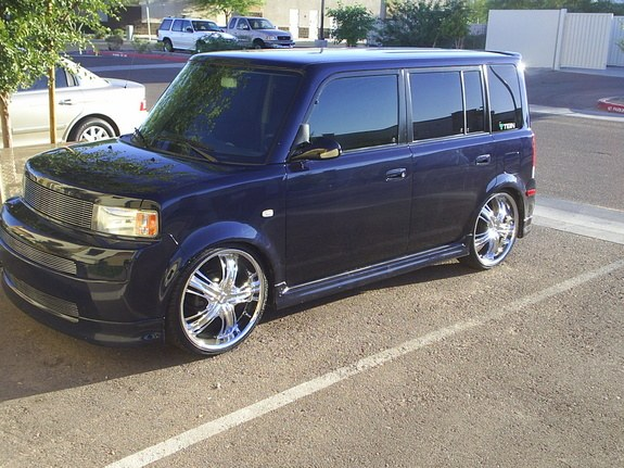 joey8879 2005 scion xb specs photos modification info at. Black Bedroom Furniture Sets. Home Design Ideas