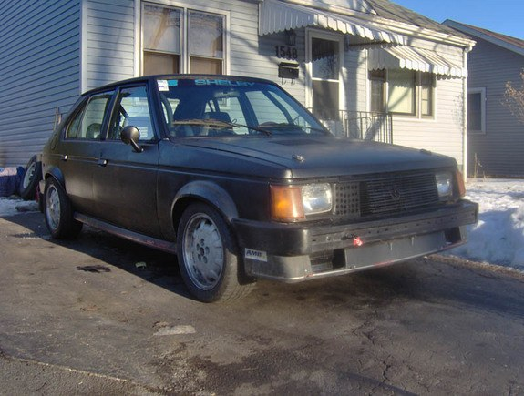 Another SpooledGLH 1986 Dodge Omni America post... - 9715151