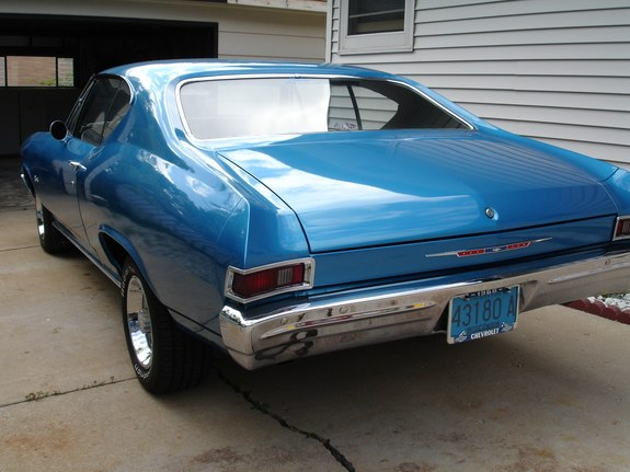 68 Cheveeeay S 1968 Chevrolet Chevelle In Greenfield Wi