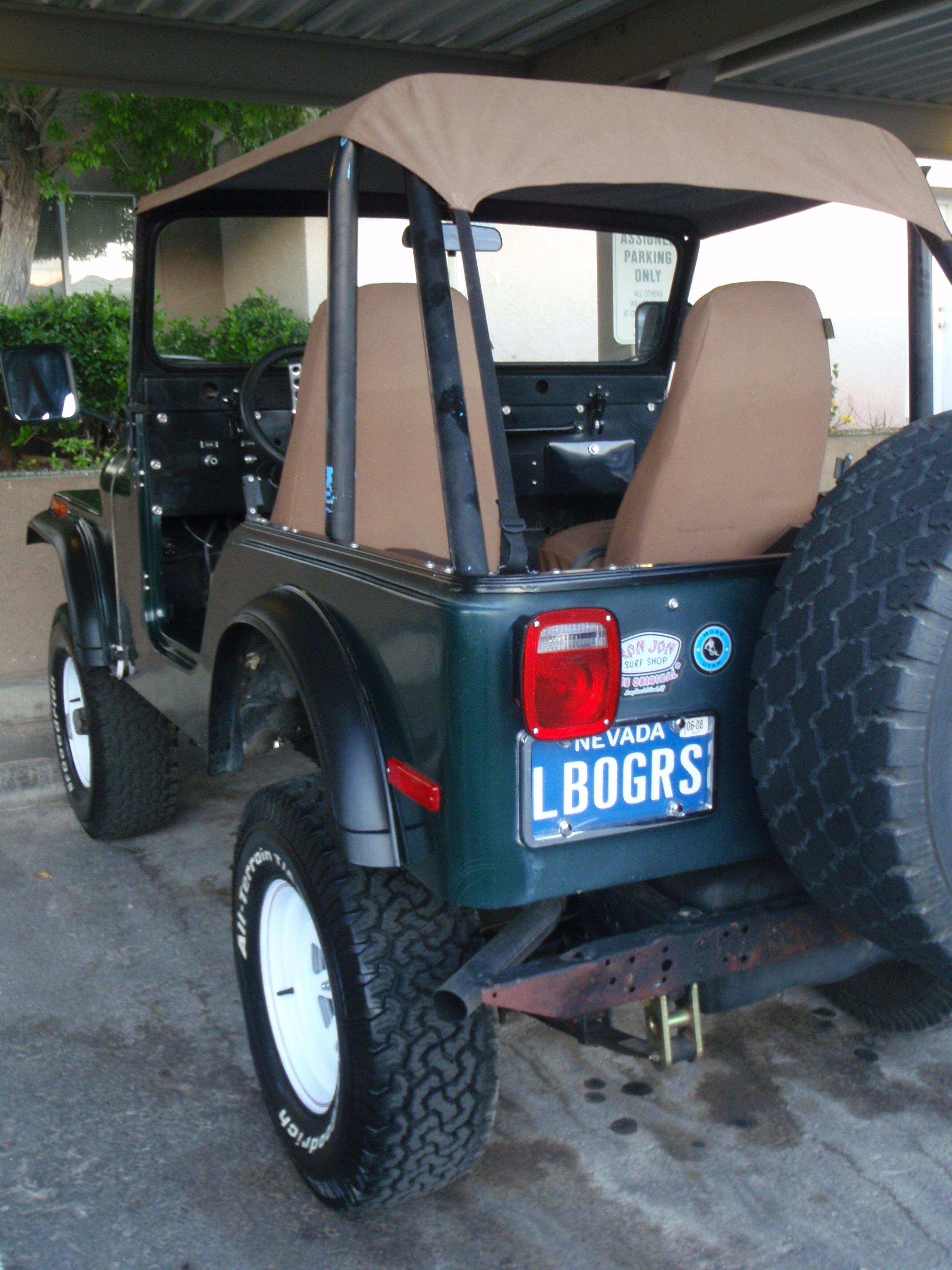 Lbogrs 1975 Jeep Cj5 Specs  Photos  Modification Info At