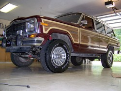 OIIIJEEPIIIOs 1988 Jeep Grand Wagoneer