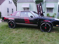 072984 1986 Oldsmobile Cutlass Salon