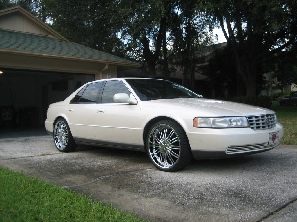 Moetallday34 2000 Cadillac Seville Specs Photos