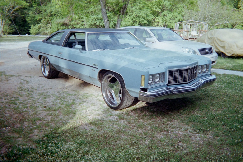 Hlsmith07 1975 Chevrolet Impala Specs Photos