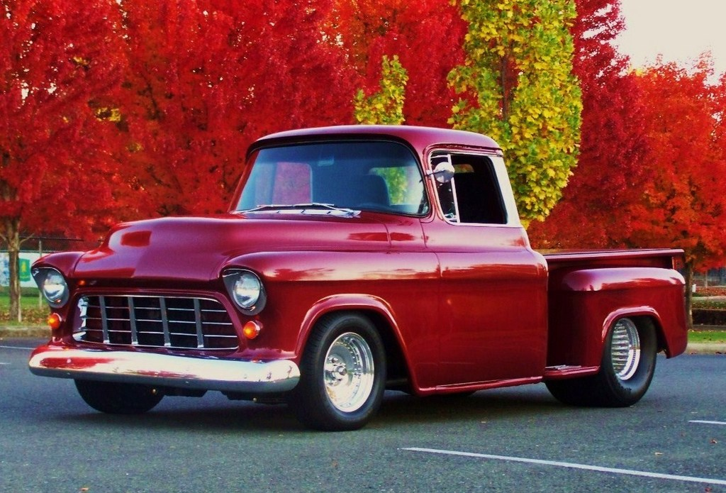 Str8upchevy 1956 Chevrolet 3100 Specs Photos