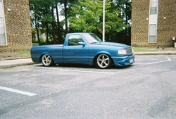 SpecV2Cs 1997 Ford Ranger Regular Cab