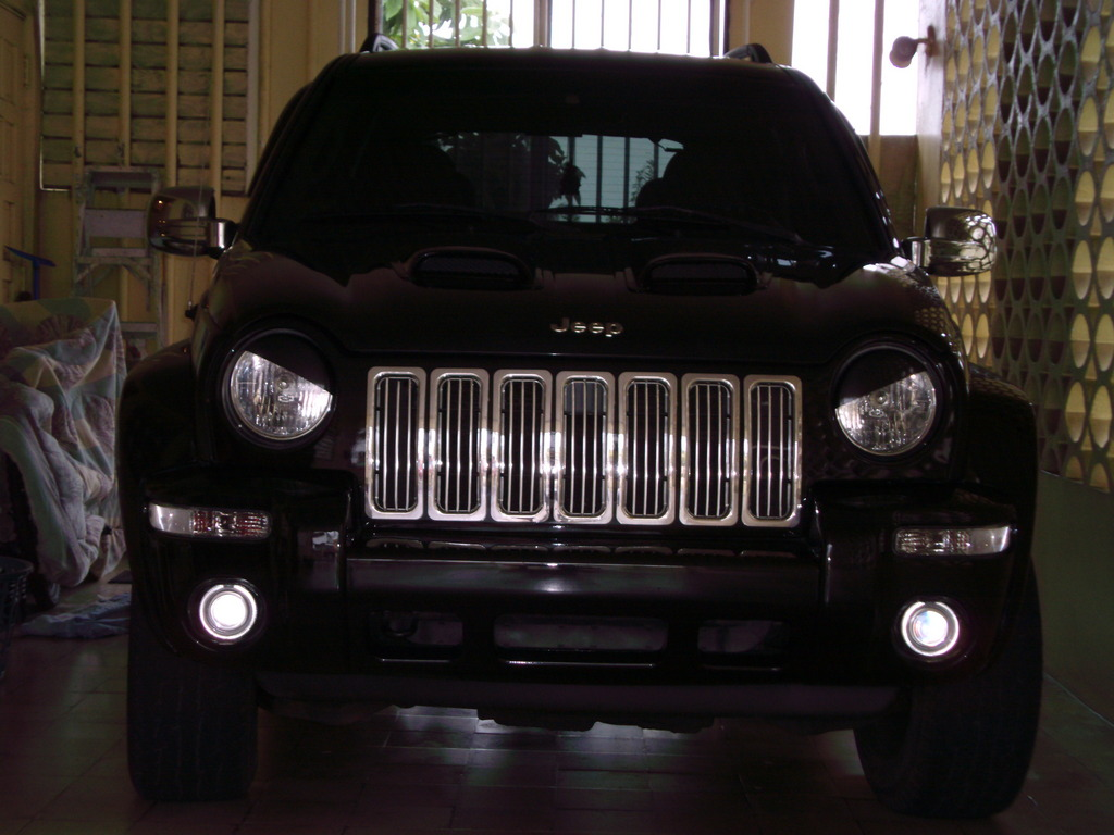 Thunderliberman9 2002 Jeep Liberty Specs Photos