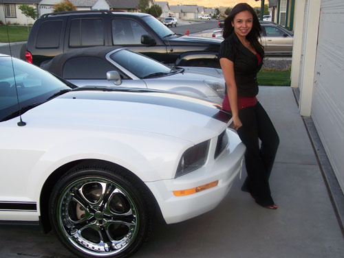 Another jolivares21 2007 Ford Mustang post... - 12027941