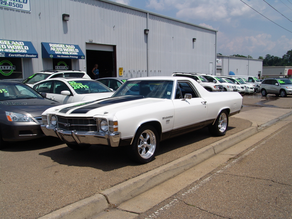 MK69RSSS 1971 Chevrolet El Camino Specs Photos Modification Info