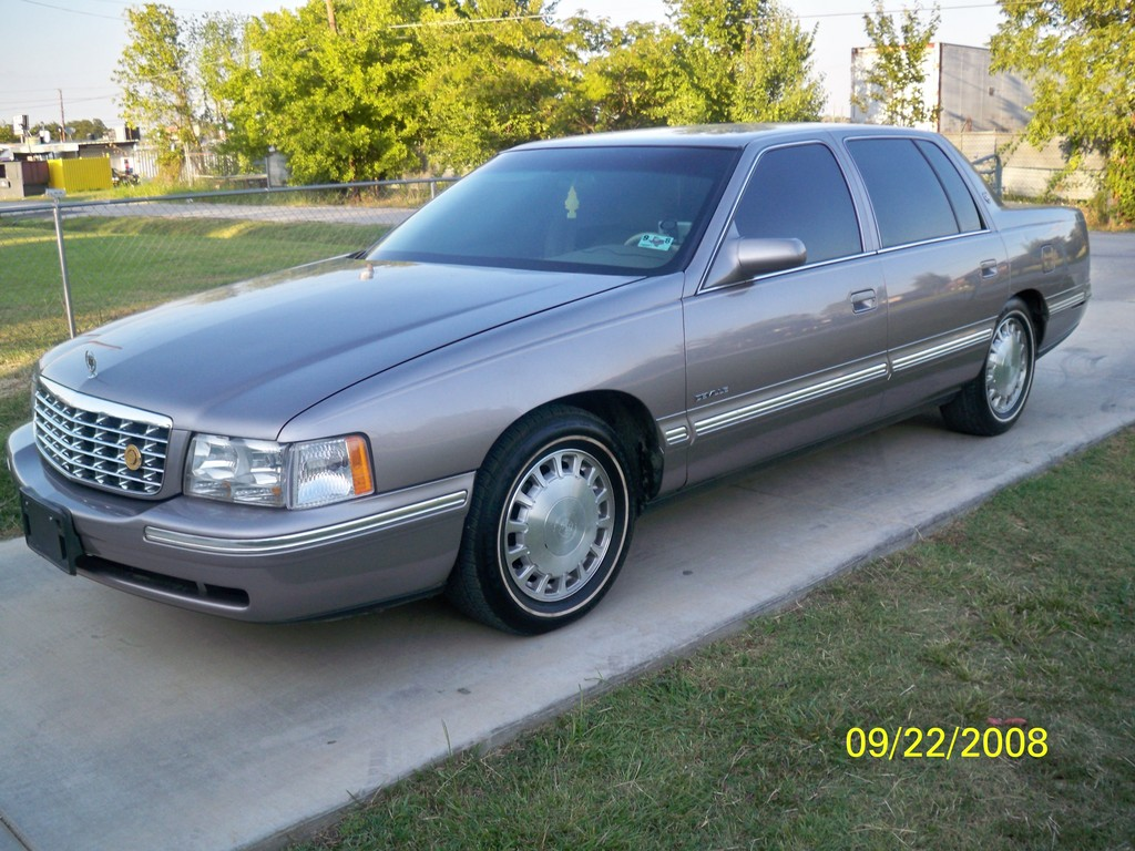 Another saul23 1998 Cadillac DeVille post... - 12023867