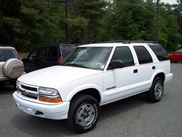 Caprice Kid 2002 Chevrolet Blazer Specs Photos
