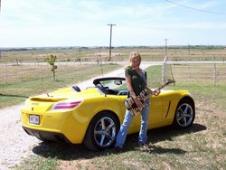 yellowredline 2008 Saturn SKY