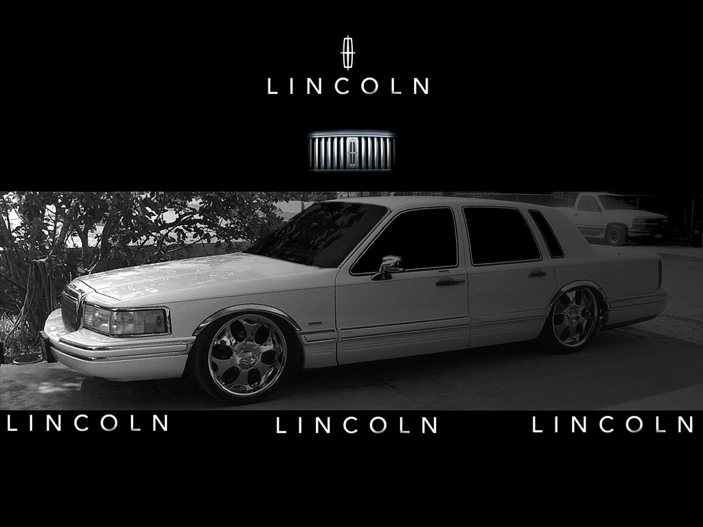 lincoln956 39 s 1994 lincoln town car in mission tx. Black Bedroom Furniture Sets. Home Design Ideas