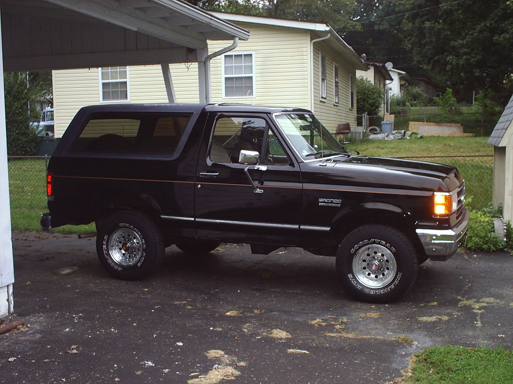 ShowVanist 1989 Ford Bronco Specs, Photos, Modification Info at CarDomain