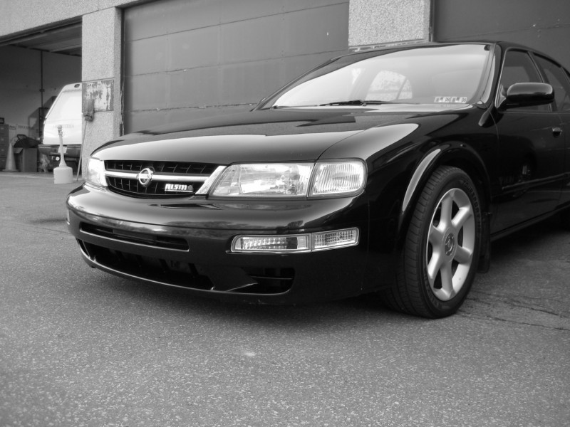 uamax 39 s 1999 nissan maxima in erie pa. Black Bedroom Furniture Sets. Home Design Ideas