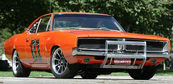 MoparPosterChilds 1969 Dodge Charger