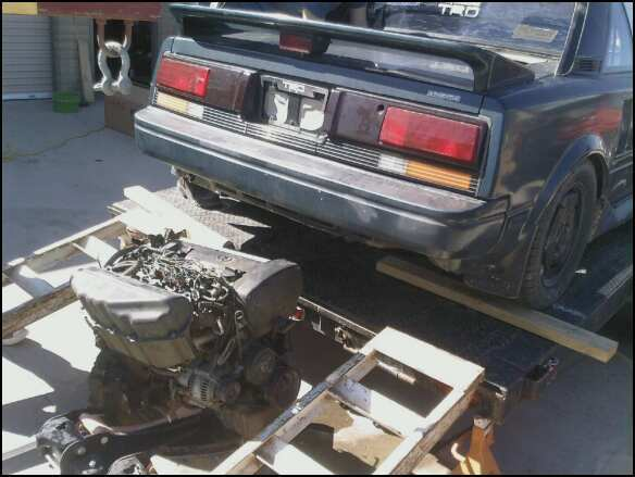 Another vehicle_5 1986 Toyota Corolla post... - 12027870