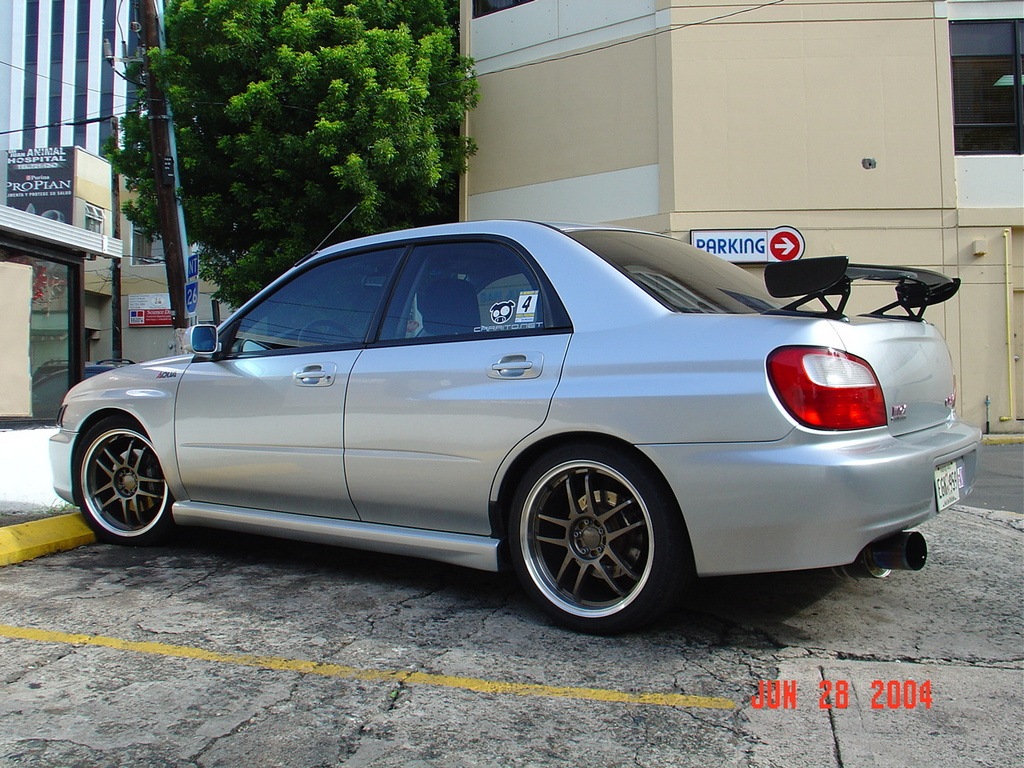 Another LeonardoCal 2002 Subaru Impreza post... - 12027666