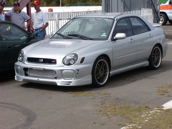 Another LeonardoCal 2002 Subaru Impreza post... - 12027670